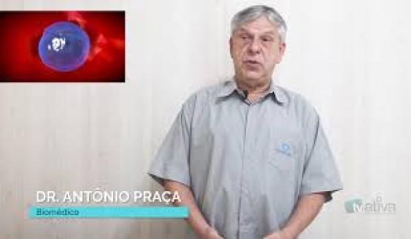DR. ANTÔNIO PRAÇA - Vacinas virais e bacterianas