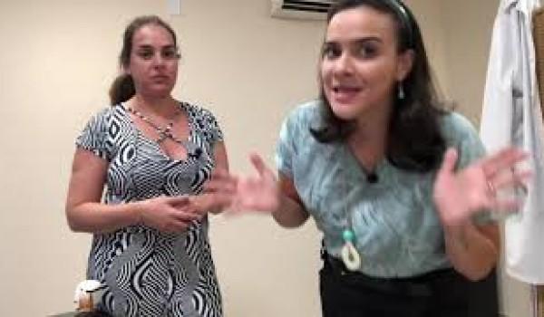 Dra. Renata Praça (Infectologista) tirando dúvidas sobre o COVID-19.