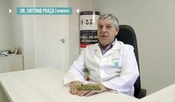 Dr. Antônio Praça - Vacinas específicas para gestantes