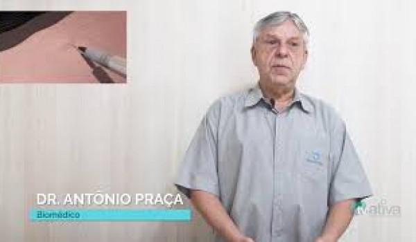 DR. ANTÔNIO PRAÇA - Calendários Vacinais