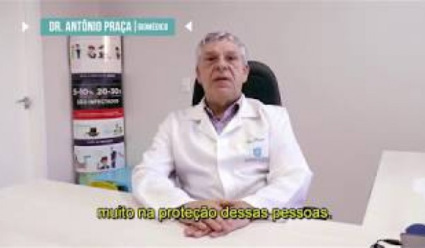 Dr. Antônio Praça - Cobertura Vacinal