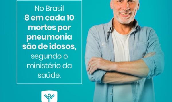Pneumonia em idosos, previna-se!